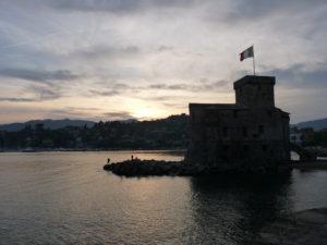 Château de Rapallo Ligurie
