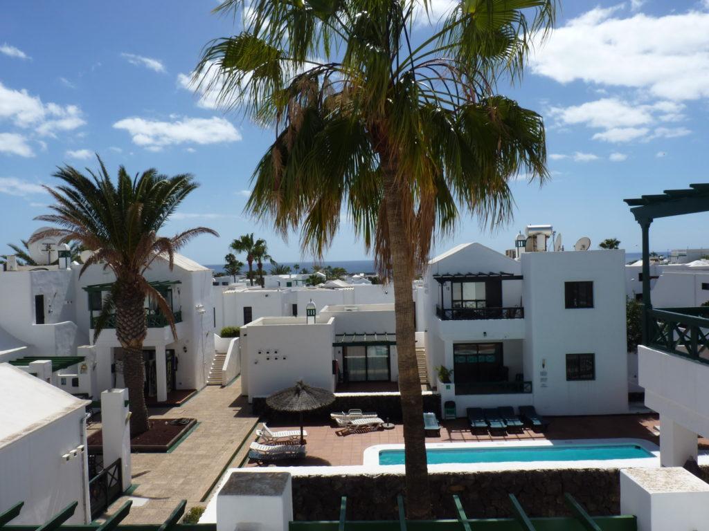 Lanzarote logement Playa Del Carmen