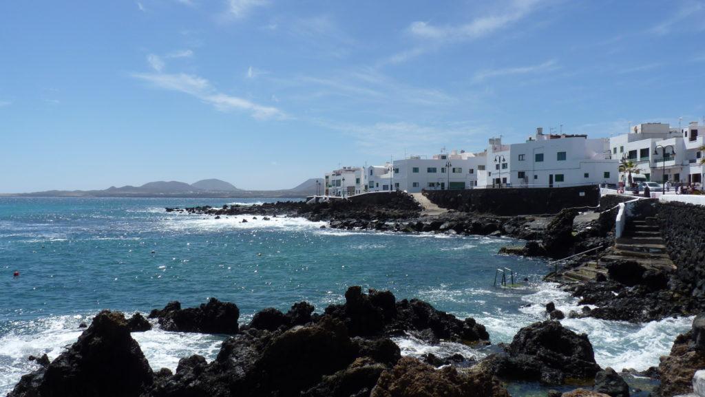 Lanzarote Punta Mujeres