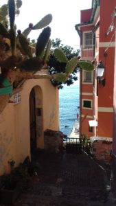 Gênes Boccadasse Italie