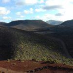 Timanfaya Montanas Del Fuego