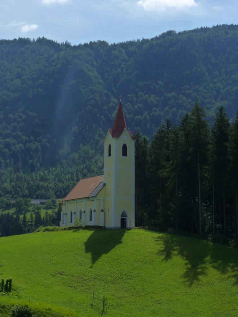 Eglise Slovénie