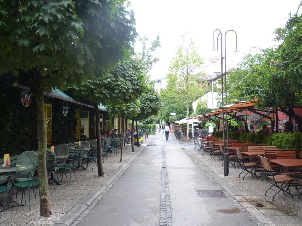Ljubljana restaurants