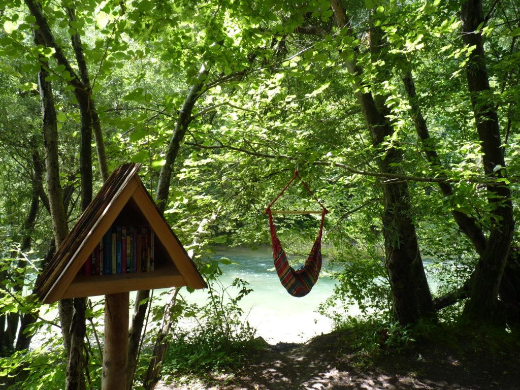 Savinja camping