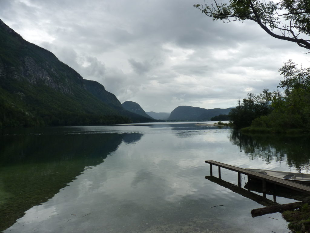 Lac de Bonhinj