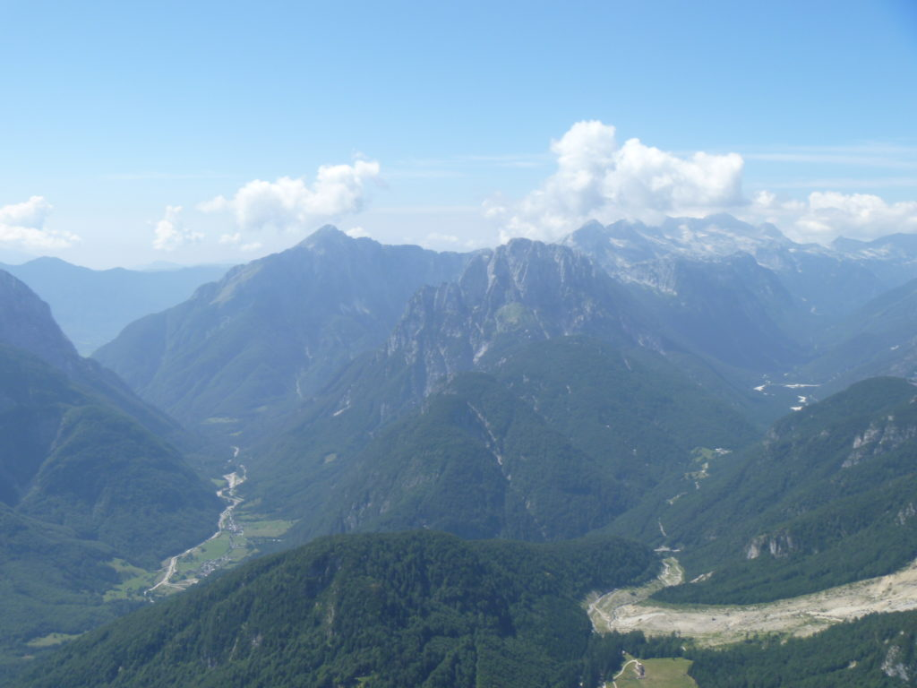Parapente Alpes Juliennes