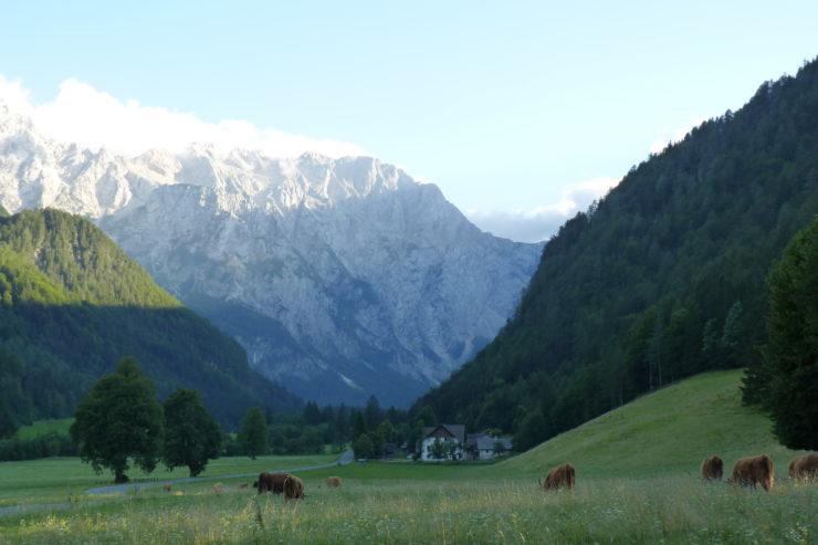 Slovénie En Camping