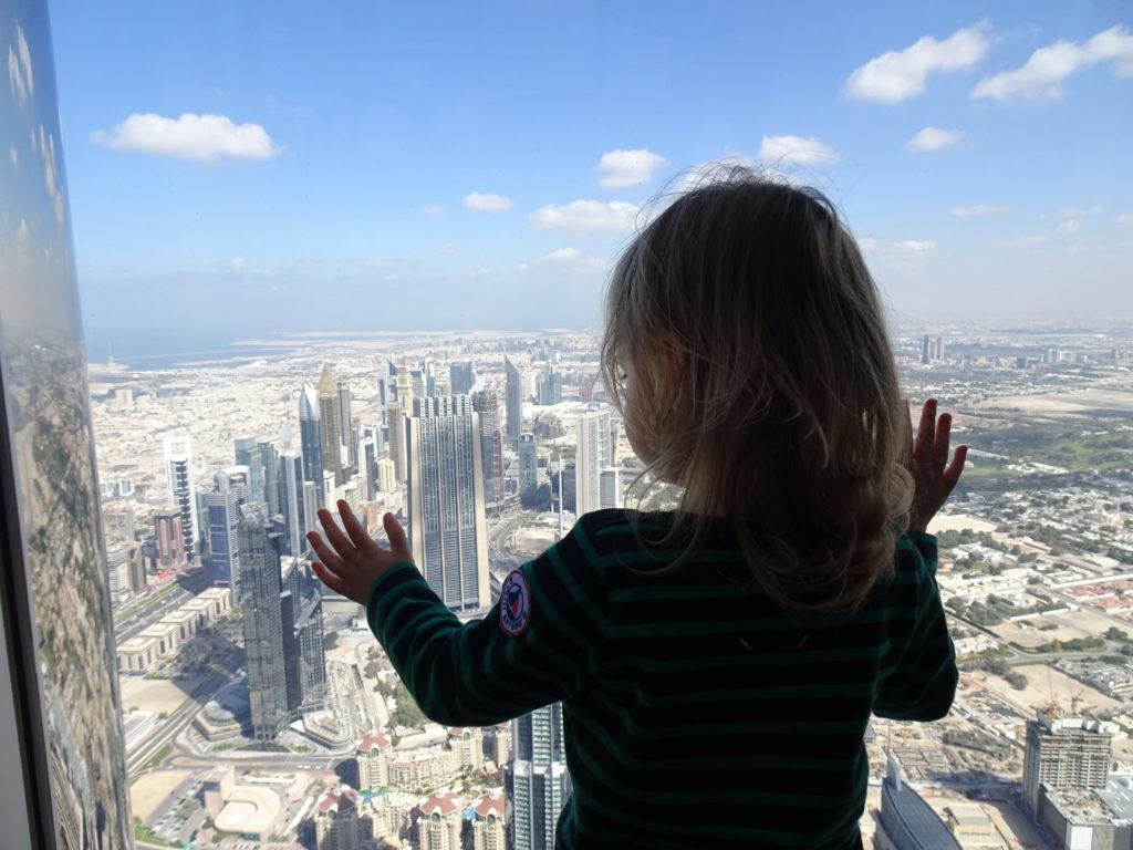 452 mètres Burj Khalifa