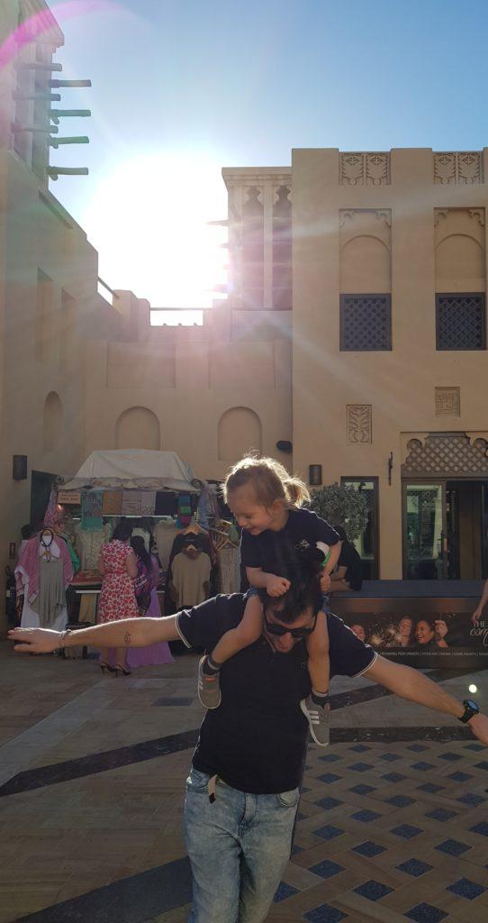 Escale Dubaï