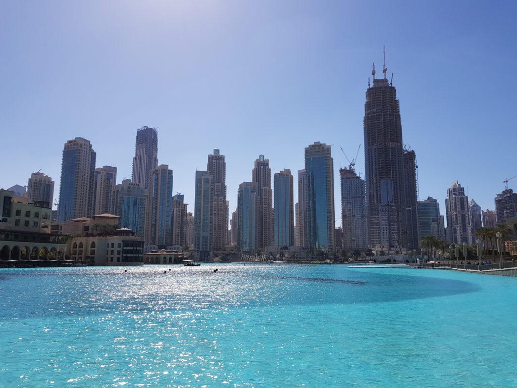 Esplanade Dubaï Mall
