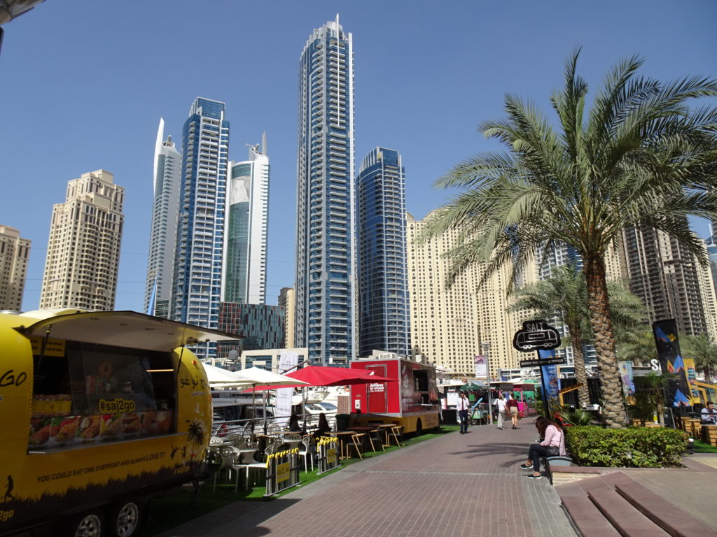 Food Truck Dubaï