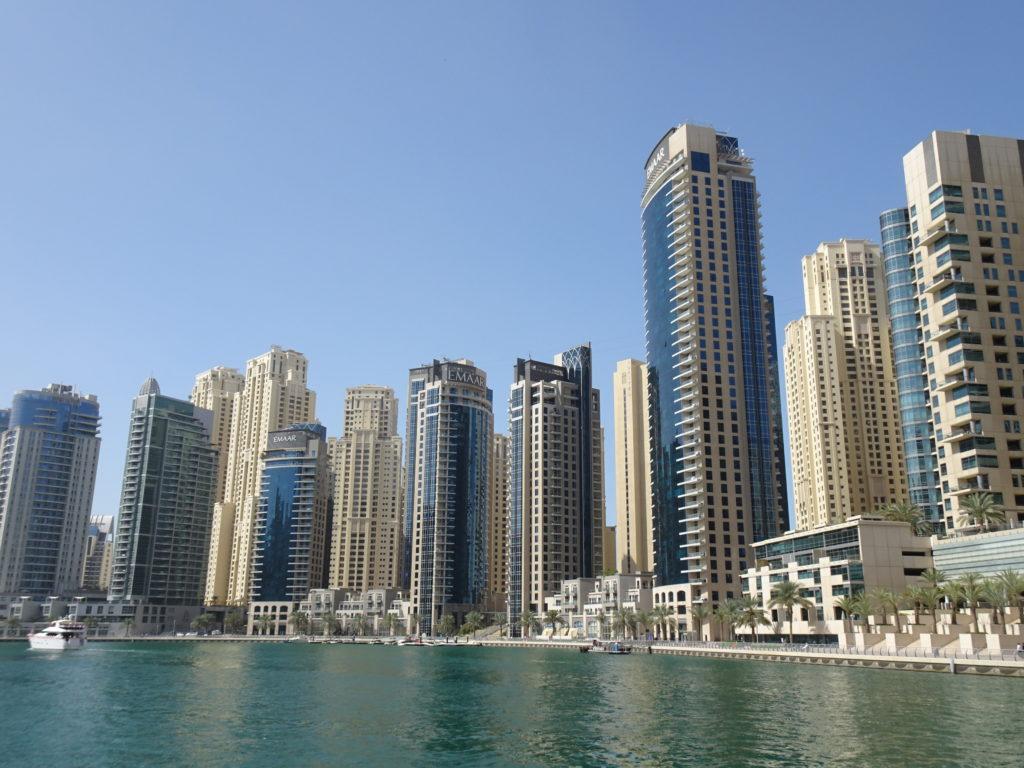 Marina Dubaï