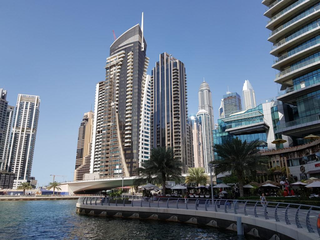 Promenade Dubaï Marina