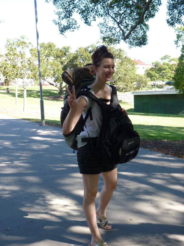 Sac de voyage Australie