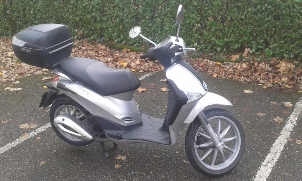 Vente scooter