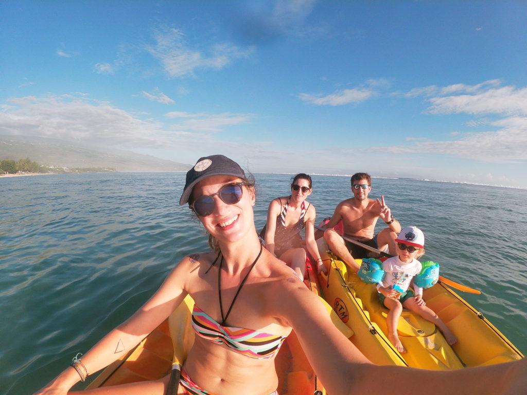 Canoe La Saline