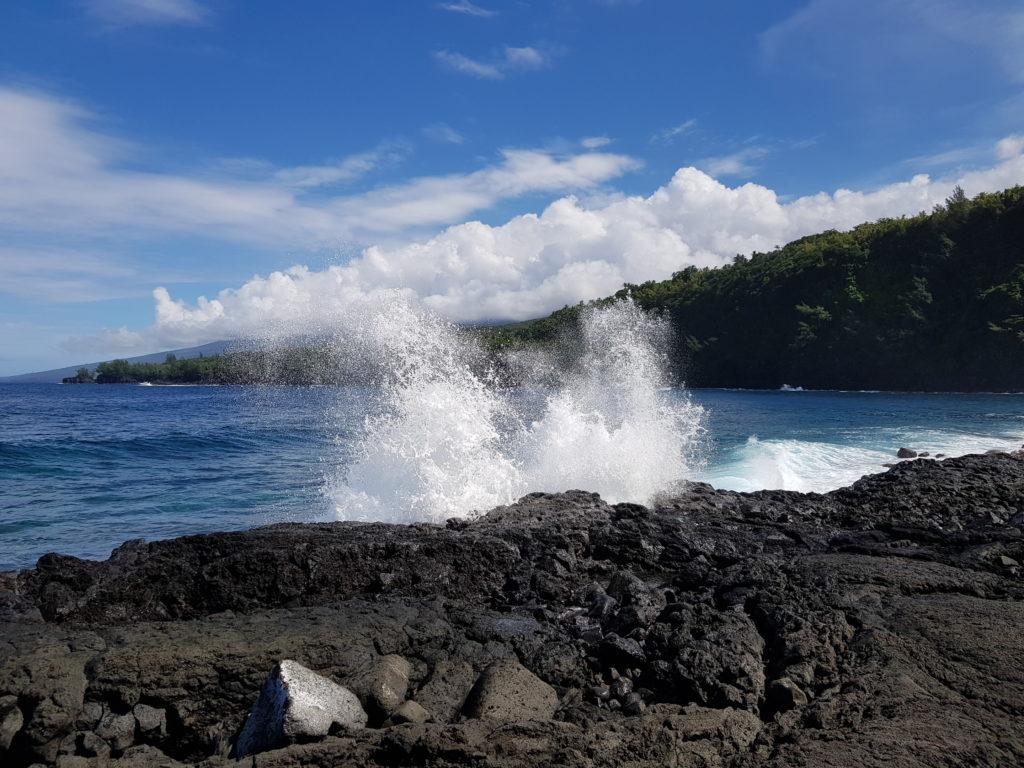 Océan-Anse-des-cascades