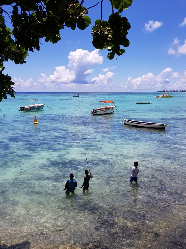 Ile Maurice Lagon