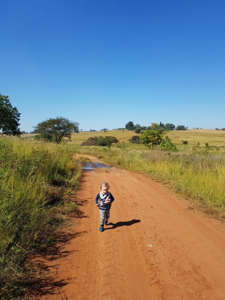 Balade Mlilwane