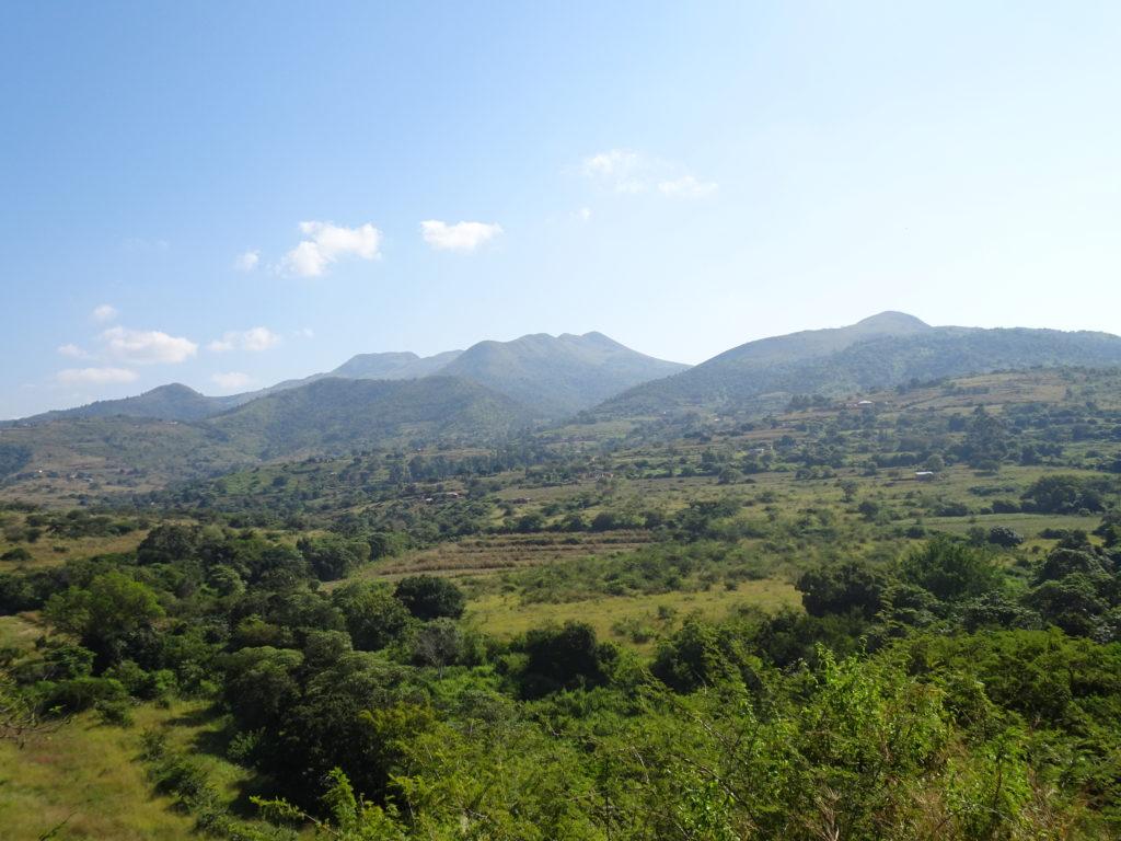 Paysage Swaziland