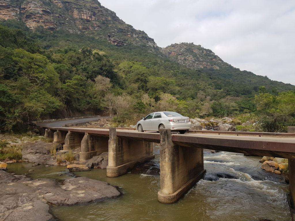 Route Oribi Gorge