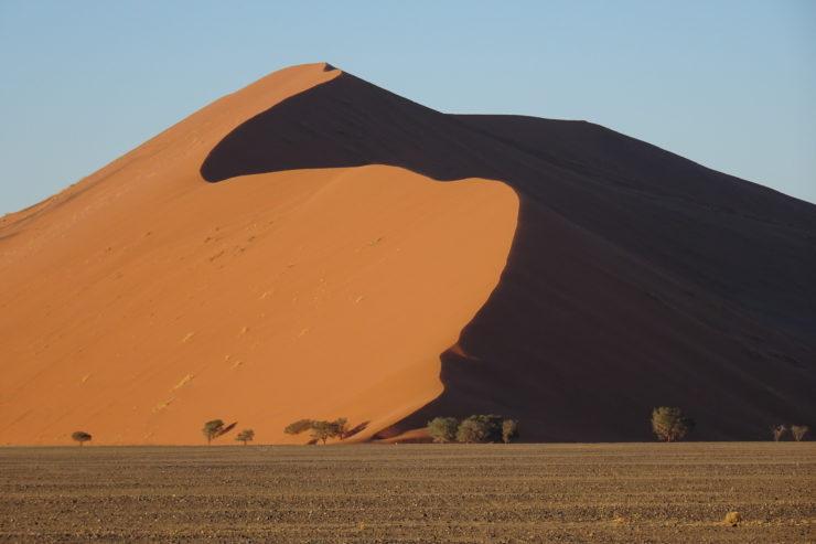 Namibie dune