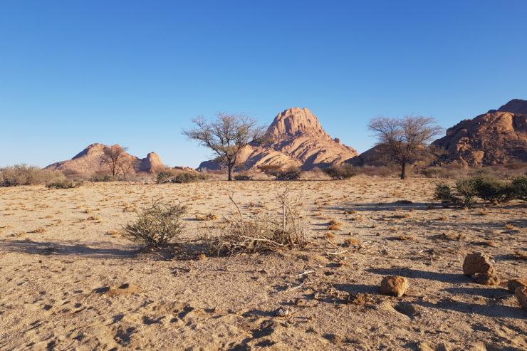 Spitzkoppe Namibie
